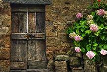 Alleyways / by Karen Ruble