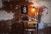 40.1/Home/Interior Details + Decor / by REPUBLIC PRESS
