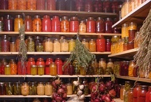 foodie/preserving / by Mary Elliott