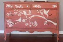 DIY: Furniture / by Teresa Penny