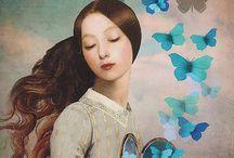 Art & Illustration / From Fine Art to children's book illustrations. I appreciate it all.  / by Carmen R.