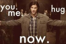 Sam winchester / sam, sammy, so hot sammy lol / by Amber Lee