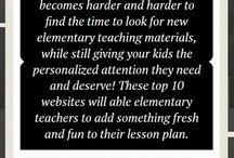 Teacher Things / by Cassie Castillo