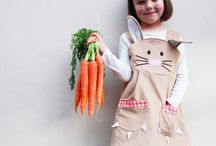Easter Bunny / Easter bunny inspired kids ideas