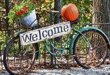 Fall Decorating / by Karen Ruble