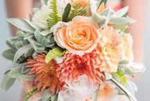 Jess & Nick's Wedding Flowers / Floral Inspirations for Jess and Nick's Wedding 11/01/14. Lilac and Lily / by Jess Glinski