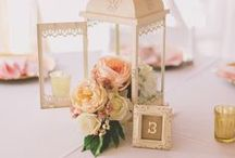 Etsy Wedding Reception / Shoppable wedding reception details from our favorite Etsy Wedding Shops!