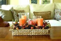 Coffee Table Decor / by Teresa Penny