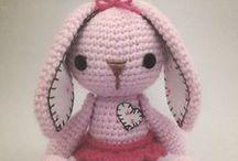 Crochet: Toys, Dolls, Amigurumi / by Teresa Penny