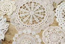 Crochet: Doilies, Table Runner, Table Cloths, etc. / by Teresa Penny