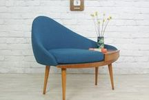 Furniture We Love / A gallery of classic, fab, gorgeous furniture.
