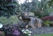 Dream Landscape / Ornamental horticulture at its best!  These are a few landscape designs and layouts displaying creation of a truly balanced landscape.