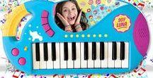 Strumenti Musicali Grandi Giochi / Strumenti musicali per avvicinare i bambini alla musica!