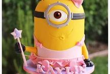 Movie Party / Movie themed party decor, cakes, appetizers, party favors and more!