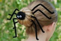 Halloween Ideas / Get inspired for Halloween. Discover our top Halloween costume DIY ideas, Halloween crafts, Halloween decor, Halloween recipes and much more! / by AllFreeHolidayCrafts