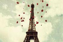 paris / by Erica Barraca