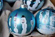 Most Popular Crafts / Roundups of our readers' favorite craft projects from each month.  / by AllFreeHolidayCrafts