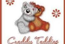 Bears- Creddy Bears..........Aurora Borealis / by ♥Jany♥ ♥Bond♥