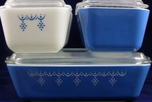 Old Reliable Pyrex / Pyrex & Fire King / by Donna Wright