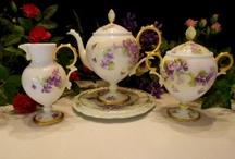 Royal Vienna, Belleek & More / Beautiful china / by Donna Wright