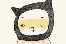Art prints / by Erica Barraca