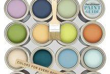 Color Schemes / by Renee Hooten