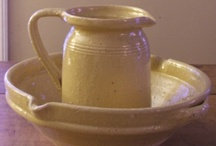 Pottery, & Stoneware / by Donna Wright