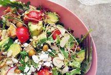 salads / by Erica Barraca