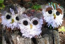 Fall Craft Ideas / Craft projects for autumn / by AllFreeHolidayCrafts