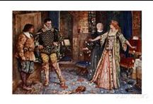 The Tudors and History / by Gabrielle Boleyn