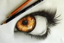 Colored Pencil and Drawing / by Debbie Norris