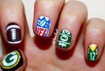 Nails! / by Hannah Hufft