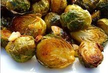 brussel sprouts / by Erica Barraca