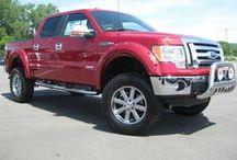 Somethin' bout a truck / My dream car is a big truck!!