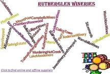 Grape Varieties and Wine Regions in Australia / This board is about Australian wine regions and the alternative grape varieties used in them.  It is intended to show the range of wines being produced in Australian regions by the more innovative winemakers