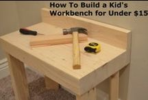 Crafts to make for Grandkids / by Kim DeGraw