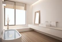 Bathrooms / by Tiffany Bowling