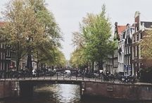 The Netherlands / My slightly crazy, yet beautiful country!