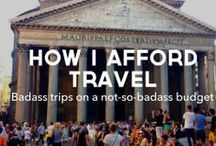 Bon Voyage! / Travel tips