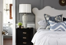 Bedrooms / by Tiffany Bowling