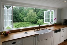 Kitchens / kitchens or some aspect of a kitchen that I like/want