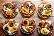 pizza / by Erica Barraca