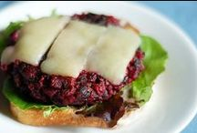 veggie burgers / by Erica Barraca