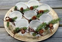Most-Loved Christmas Crafts / Find our most-loved Christmas crafts including DIY decorations, handmade wreaths, angel crafts, advent calendars, handmade ornaments, and more! / by AllFreeHolidayCrafts