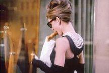 """L'élégance / """"Elegance is the only beauty that never fades."""" - Audrey Hepburn"""