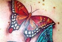 Tattoos Ideas / by Bertha Jenni