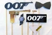 The Name's Bond... / by Rebecca Calvert