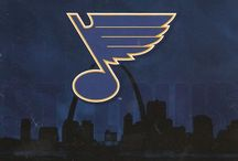 BLUES Hockey / Die hard Blues fan since birth. I WILL see the Cup in STL in my lifetime. / by Mary Cryer