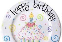 Birthday Party Ideas  / by Kim DeGraw