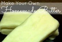 Homemade / DIY ingredients